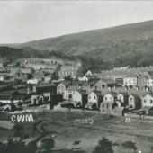 General View of Cwm looking East