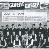Cwm Quoits Club 1898.