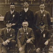 Wales Quoits Team 1912