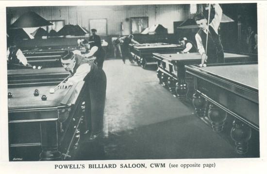Powell's Billiard Saloon 2