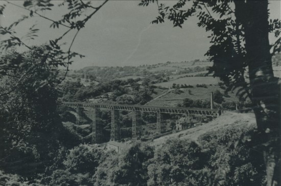 Crumlin Railbridge