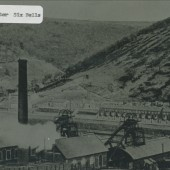 Lancaster Colliery,Six Bells.