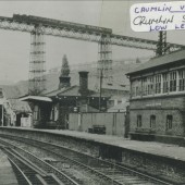 Crumlin Low Level Station,G.W.R.