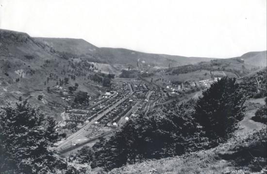 View N.W.of Cwm