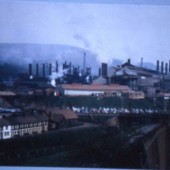 Ebbw Vale Steelworks,South End