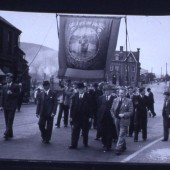 Whitsun Walkout,Caersalem