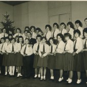 Cwm School Choir in Germany