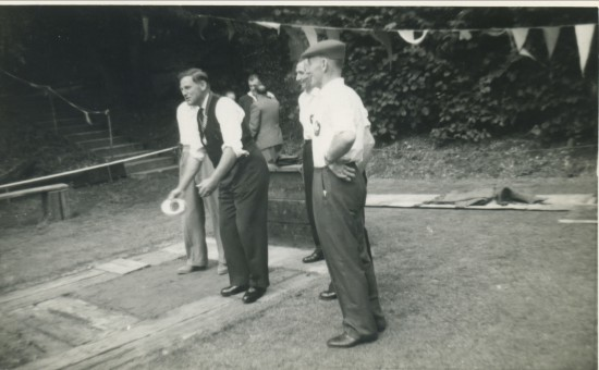 Quoits Match