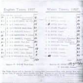 Quoits International,Wales 237 England 150