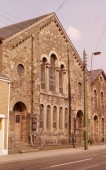 Wesleyan Methodist Church, Harcourt Terrace, Tredegar - Roll of Honour