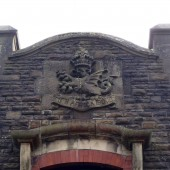 Drill Hall, Abertillery