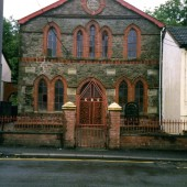 English Baptist Church, Tredegar
