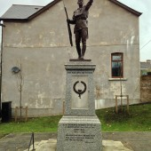 Abertillery Civic War Memorial