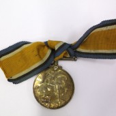 Idris James Lewis - British War medal