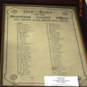 Old Boys Of The Brynmawr County School Who Served In The Great War 1914-18 (part 1 of 2)