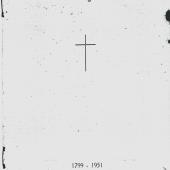 Penuel Presbyterian Church, Tredegar - 1951 History - Front Cover