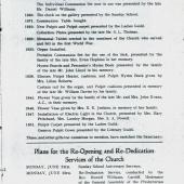 Penuel Presbyterian Church, Tredegar - 1951 History - Page 15