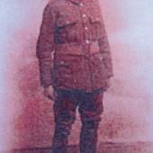 Private Ewart Huggins