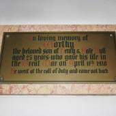 Worthy Bull - killed 1918 aged 25 years