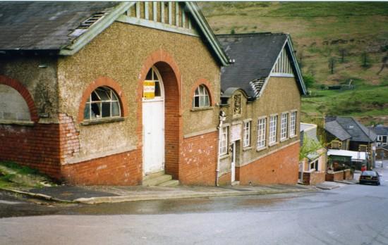 Drill Hall, Cwm