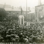 Dedication of Ebbw Vale War Memorial 24/09/1924