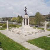 Ebbw Vale Civic War Memorial