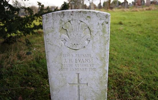 John Henry Evans