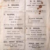 Peace Souvenir 1919  Page 3