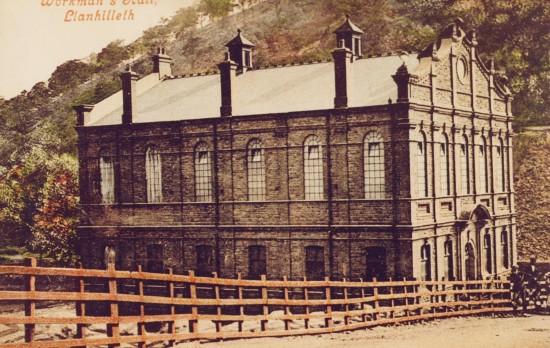 Llanhilleth Miners Institute