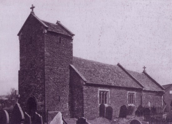 St. Illtyd's Church, Brynithel