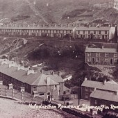 Hafod-Arthen Road and Blaencuffin Road, Llanhilleth 1