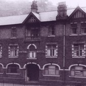 Central Hotel, Llanhilleth 2