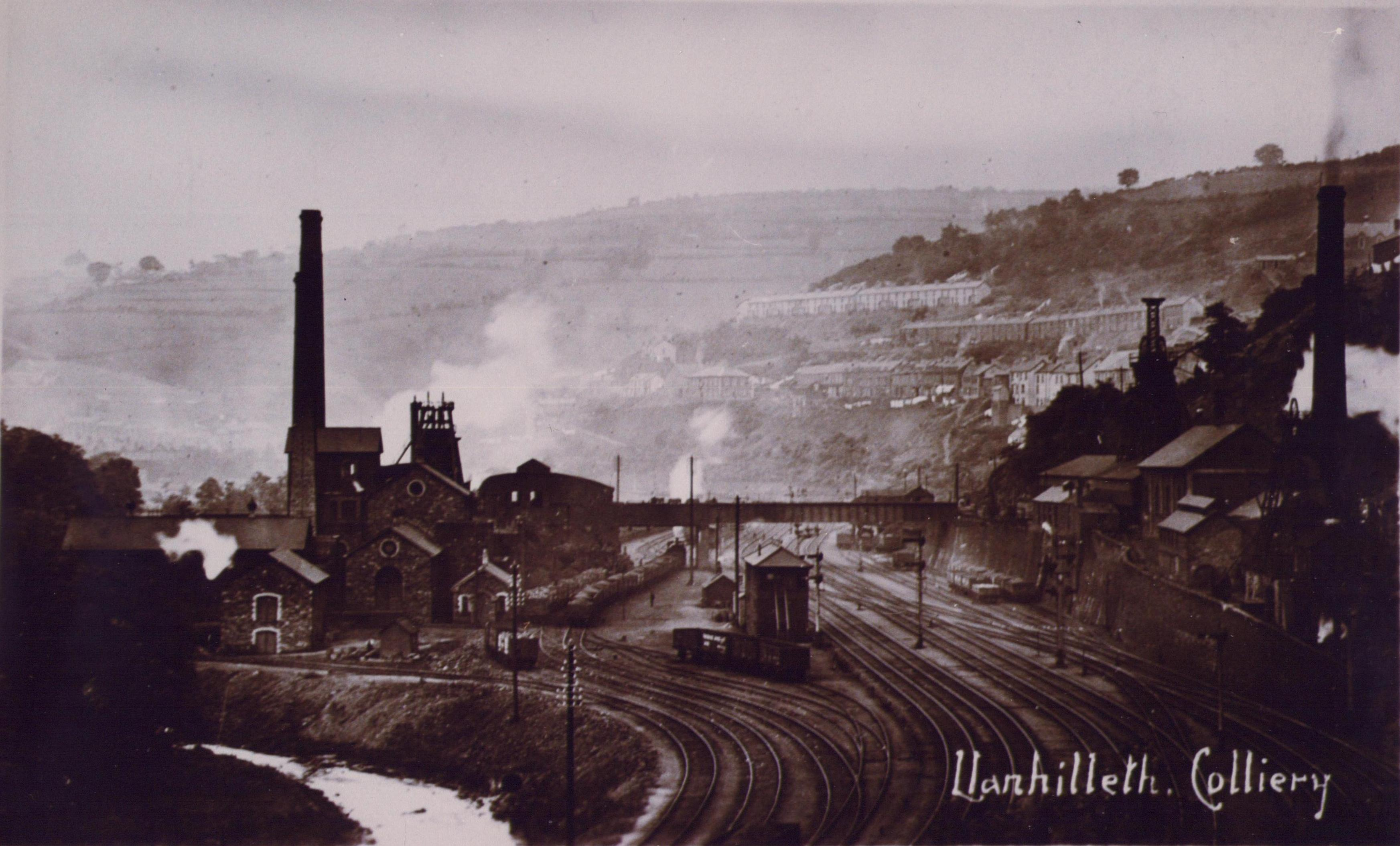 Llanhilleth Colliery No. 1 & 2 Pits 5