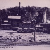 Llanhilleth Colliery No. 1 Pit