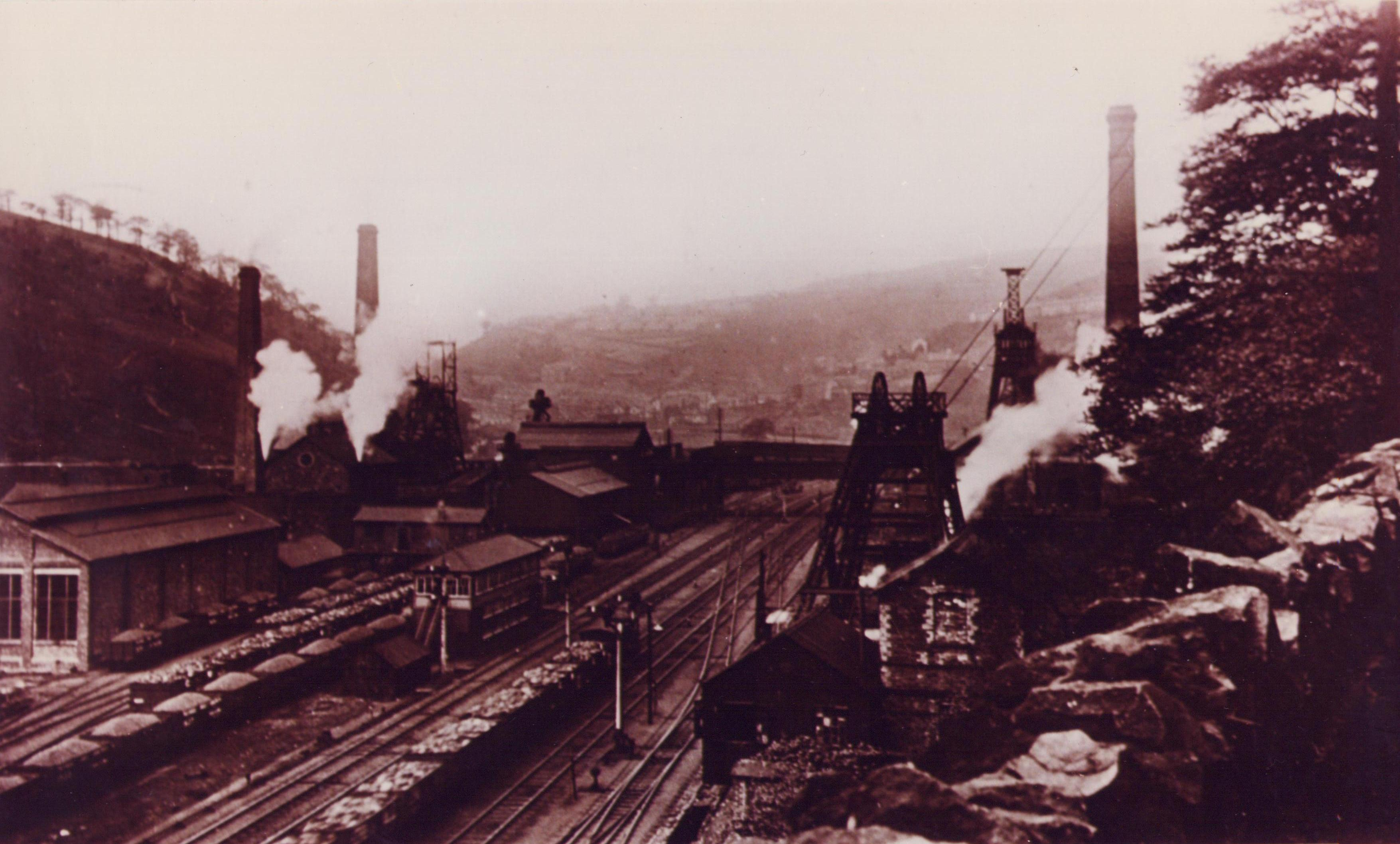 Llanhilleth Colliery 3