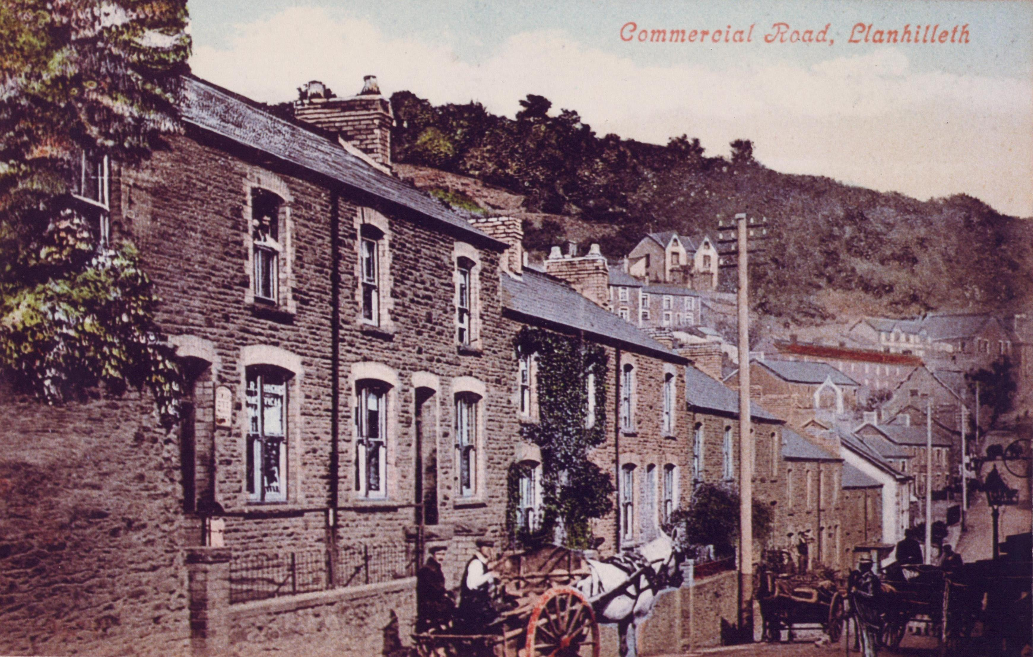 Commerical Road, Llanhilleth 2