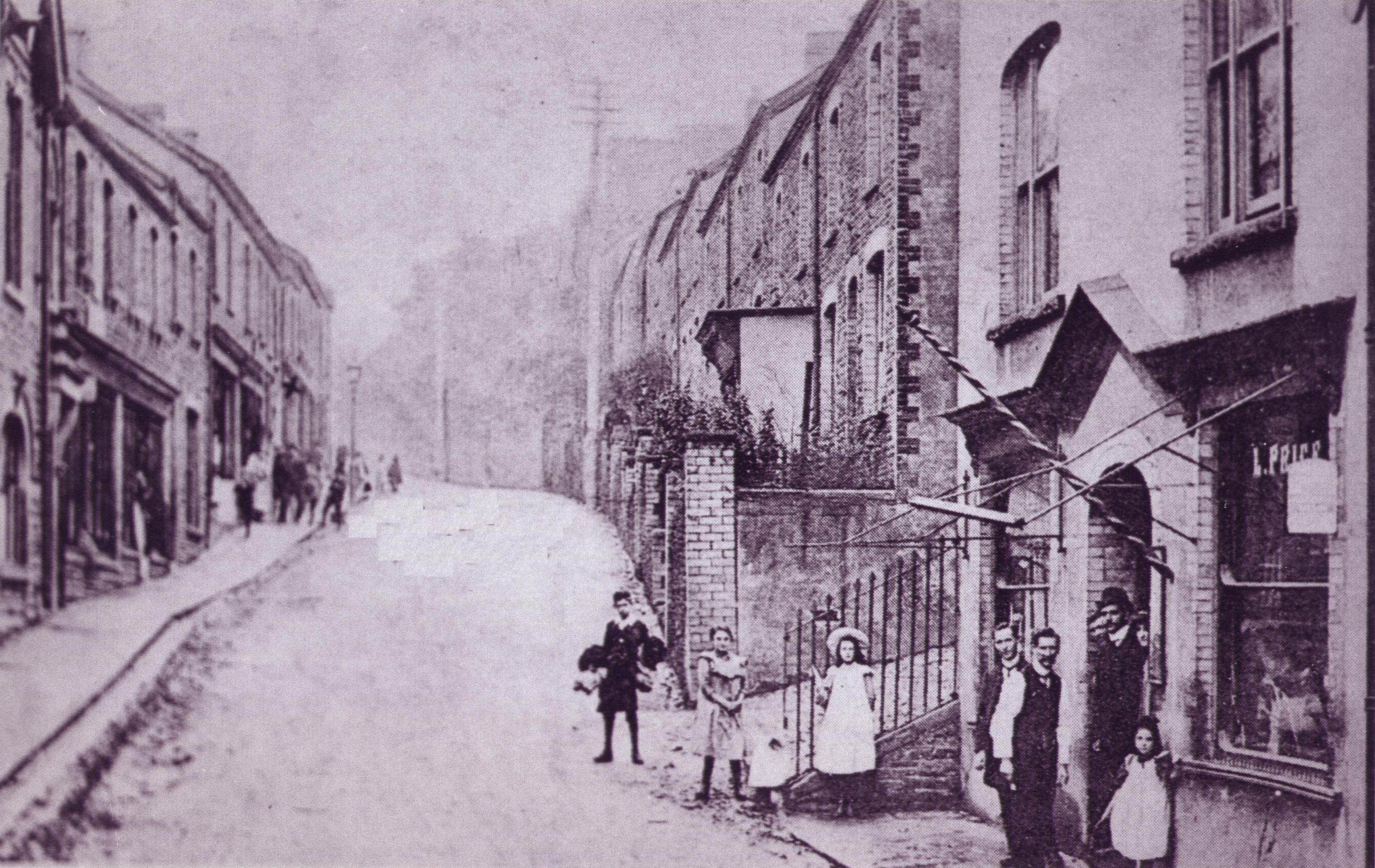Commercial Road, Llanhilleth 4