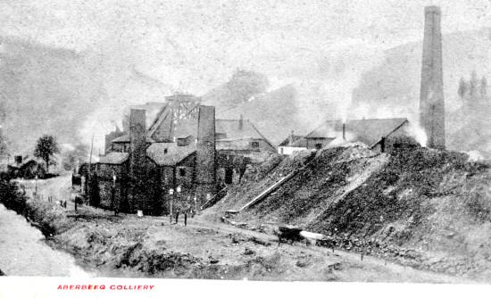 Aberbeeg Colliery 1