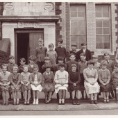 Ty'r Graig School Class Photograph