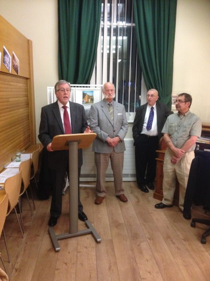 Llanhilleth Heritage Centre: Launch & Opening Event