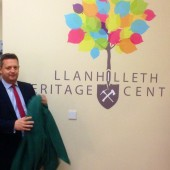 Llanhilleth Heritage Centre: Launch & Opening