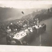 VE Day: 8th May 1945, Pleasant View street party