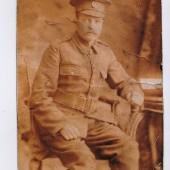 WWI Hero: William Weale
