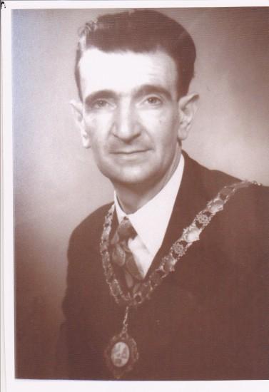 Richard Rice BEM