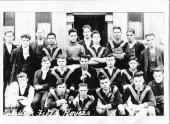 Llanhilleth Field Rovers circa 1940