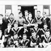 Llanhilleth Field Rovers circa 1940