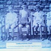 Old School sporting success, circa 1946