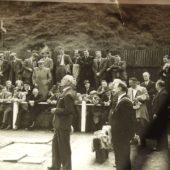 Quoits: Wales v Scotland 1954