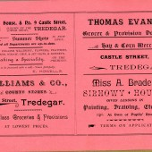Tredegar Church Bazaar Page 11