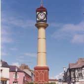 Clock Tower Tredegar